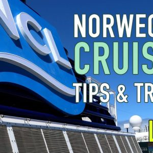 Norwegian Cruises Tips and Tricks – Livestream