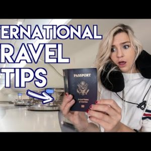 Travel Tips For Your First International Trip