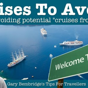 5 Cruises To Avoid And Why. How To Stay Clear From A Cruise From Hell.