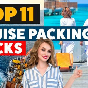 Cruise packing tips and hacks: 11 essentials you need