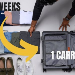 8 Packing Travel Tips You've Probably Never Heard Of