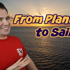 From Planning to Sailing ???? 1st Time Disney Cruises Tips and Tricks