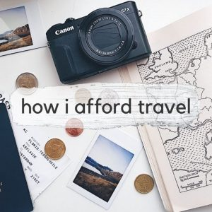 How I Afford to Travel ???? + Tips for Traveling on a Budget