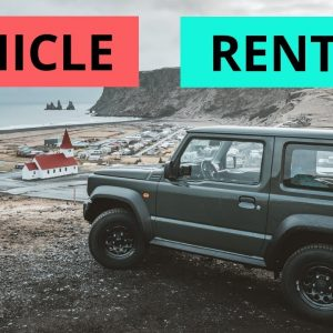 Renting a vehicle in Iceland | Everything you need to know