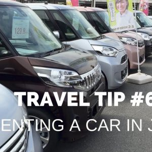 Travel Tips – Car Rental in Japan – Letters from Japan