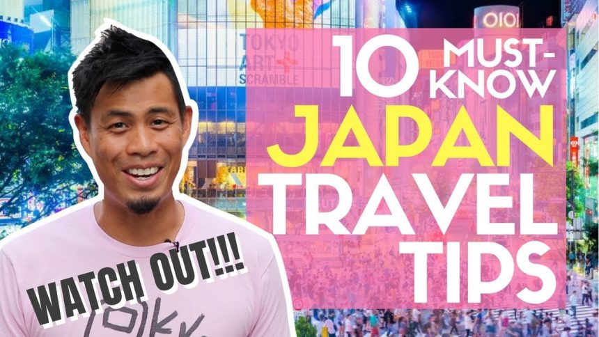 10 Must Know JAPAN Travel Tips No One Talks about …like POLICE