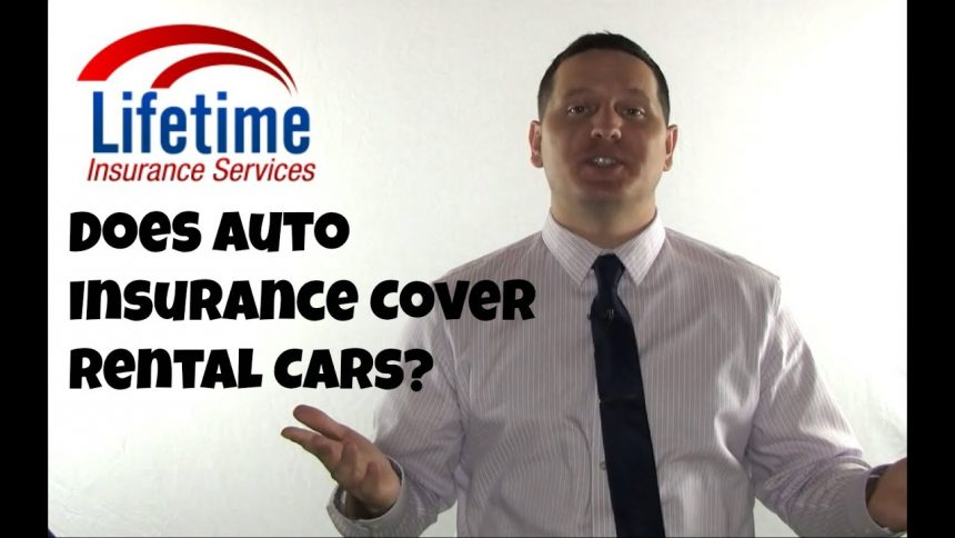 Does Auto Insurance Extend Coverage To Rental Cars?  Michigan Auto Insurance Tips