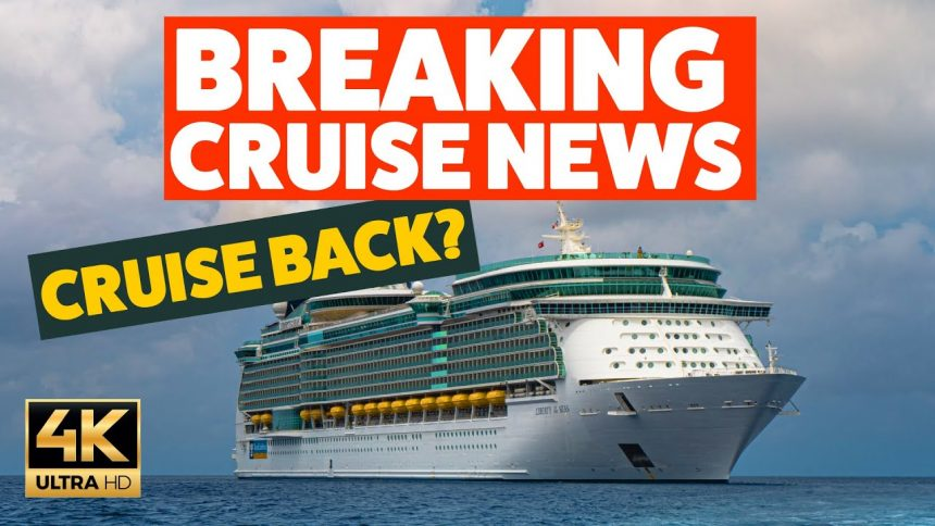 Breaking News: Cruising Could Be BACK SOON!!