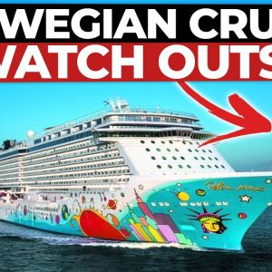 Norwegian Cruises Watch-Outs: 10 Things Not Covered By Your Fare