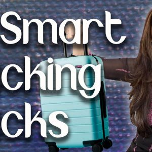 21 Smart Packing Hacks / Travel Hacks / Travel Tips- Ghazal Siddique