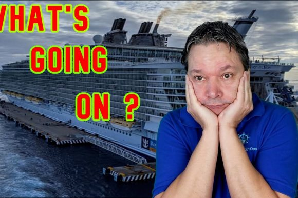 What's Happening with Royal Caribbean Cruises