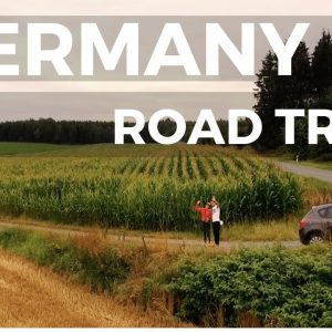 SUNNY CARS RENTAL IN GERMANY & DRIVING ACROSS THE COUNTRY