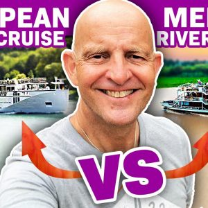 European Versus Mekong River Cruises. Just How Different Are They?