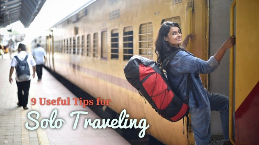 How to do Solo Traveling | Solo Traveling Tips | How to Save Money during Solo Traveling Ft. Pooja