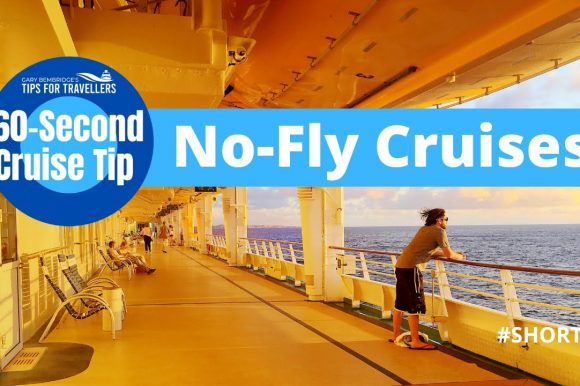 NO-FLY CRUISES : 60-Second Cruise Tip #SHORTS
