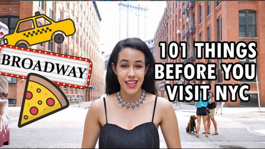 NYC Local Travel Tips: 101 Things to Know Before Visiting