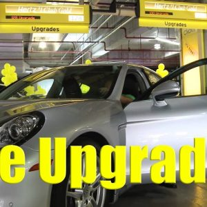 How To Get Free Car Rental Upgrades