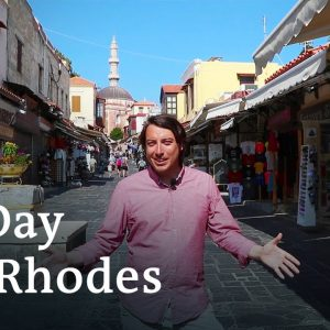 Rhodes by a Local | Travel Tips for Rhodes | A Day in Rhodes, Greece