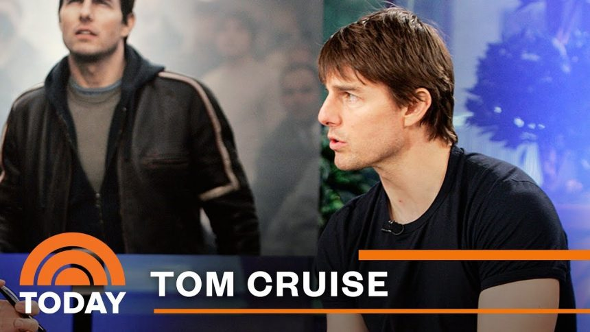Tom Cruise's Heated Interview With Matt Lauer   Archives   TODAY