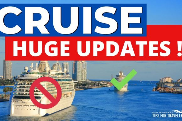 BIG CRUISE UPDATE : New USA Cancellations, US And Europe Test Cruises, Royal Caribbean Sails & More