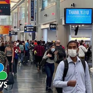 Medical Experts Share Holiday Travel Tips | NBC News NOW