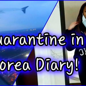 Going back to Korea vlog | visas, rona requirements, travel tips, and more!