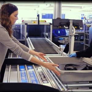 Travel Tips: Automated Screening Lanes