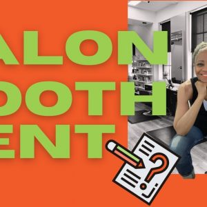 Questions To Ask When Renting A Salon Chair | and 5 booth rental tips