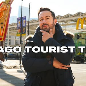 CHICAGO'S WORST TOURIST TRAPS // What NOT to do in CHICAGO – Travel Tips from a Local (4K Vlog)