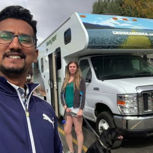 Standard RV Rental Tips for first-timers | Cruise America – Review and Walk through of 25' RV