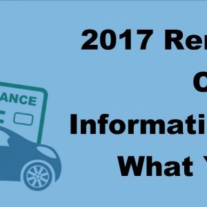 2017 Rental Cars Information | What You Need To Know About Rental Cars