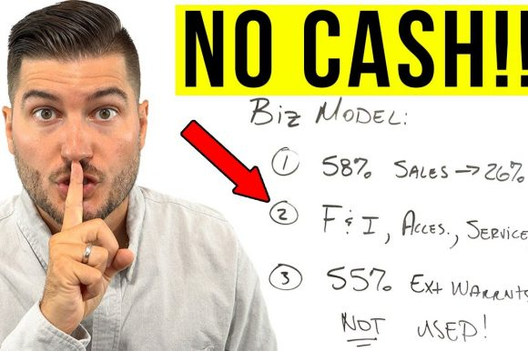 DON'T PAY CASH AT CAR DEALERSHIPS! (Here's Why)