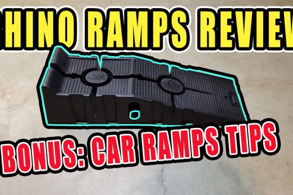 Rhino Ramps Review and Tips for Using Car Ramps