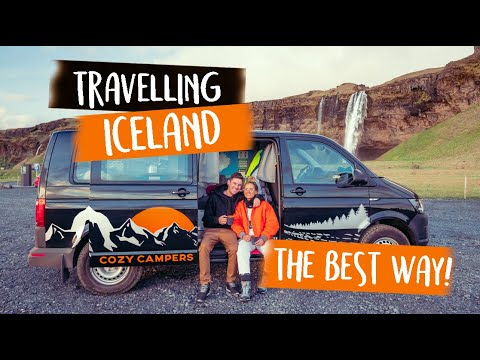 Is a Campervan the BEST way to see Iceland?!